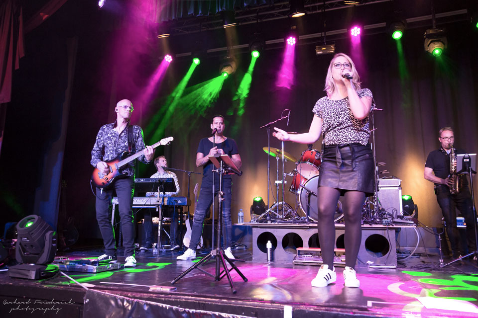 Bogdike Revival met coverband Billboard in Brouwhotel Parkzicht