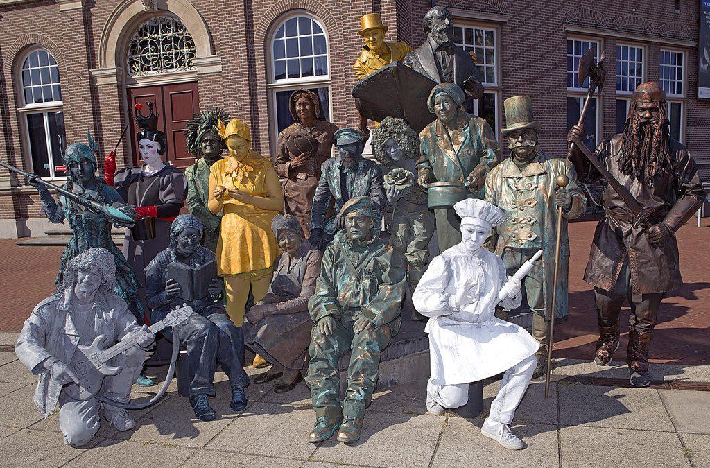 Rabobank Living Statues  2019