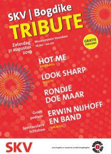 SKV Bogdike Tribute festival Museumplein Veendam zaterdag 31 augustus 2019