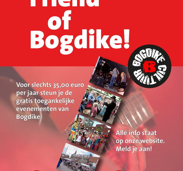 Word ook Friend of Bogdike!