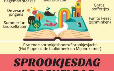 Nedmag Sprookjesdag / Goocheldag in Veendam