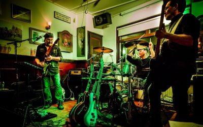 Eerste editie Bog Rhythm & Blues in Veendam